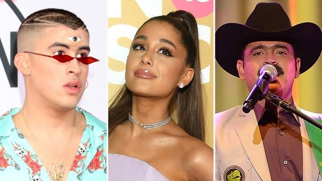 Grande, Gambino y múltiples astros latinos a Coachella 2019