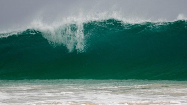 Descartan amenaza de tsunami en El Salvador y Nicaragua