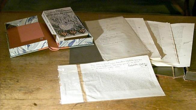 Archivo de Gabo abrirá al público en octubre