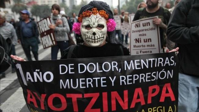 Ayotzinapa: neurólogos evalúan a alumno en coma