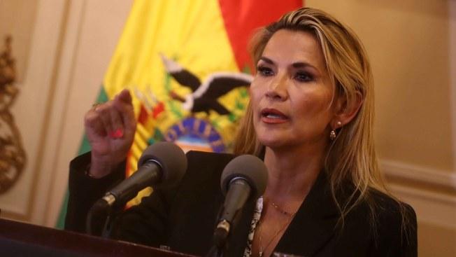 Bolivia: presidenta convocaría por decreto nuevas elecciones