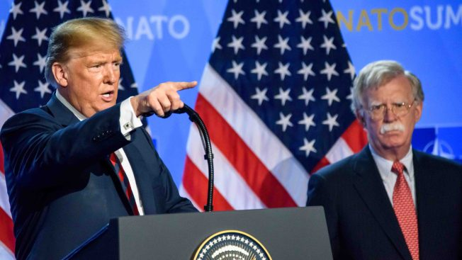 "Abogado: exasesor Bolton tendría información que ""todavía no es pública"" sobre trama ucraniana"