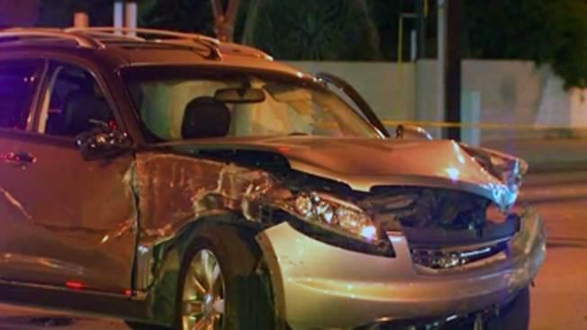 Cacería por conductor que dejó cuatro heridos