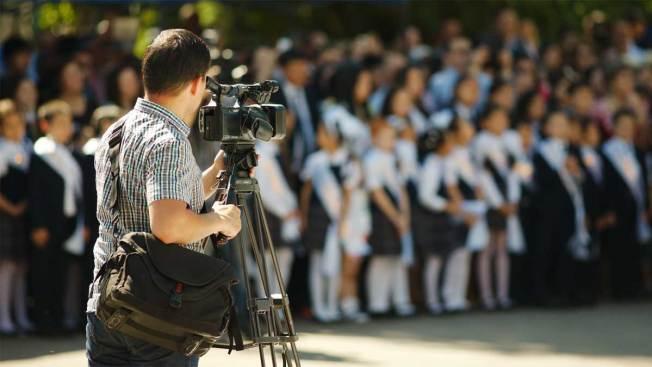 Escándalo por filmaciones en escuelas de L.A.