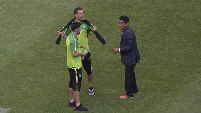 Juan Carlos Osorio encontró fórmula para que gane 'Tri', asegura Jorge Campos