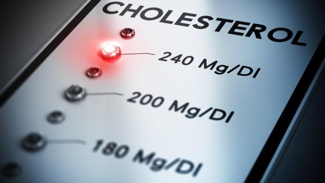 Nueva guía para controlar el colesterol