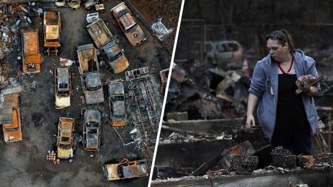 Análisis: ciudades de California con las peores rutas de evacuación
