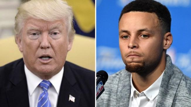 Dichos de Trump causan indignación entre deportistas