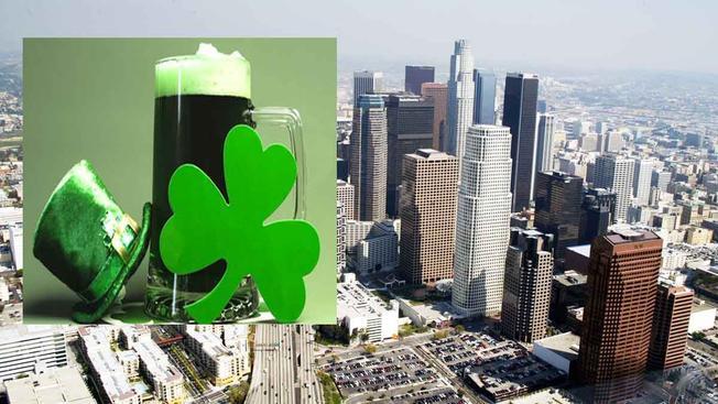 Dónde festejar en Los Ángeles el Día de San Patricio