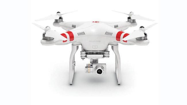 Guerra en CA contra los drones