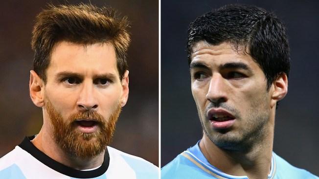 Uruguay recibe a Argentina en un partido clave