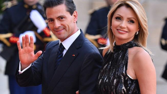 Muy románticos Peña Nieto y Angélica Rivera