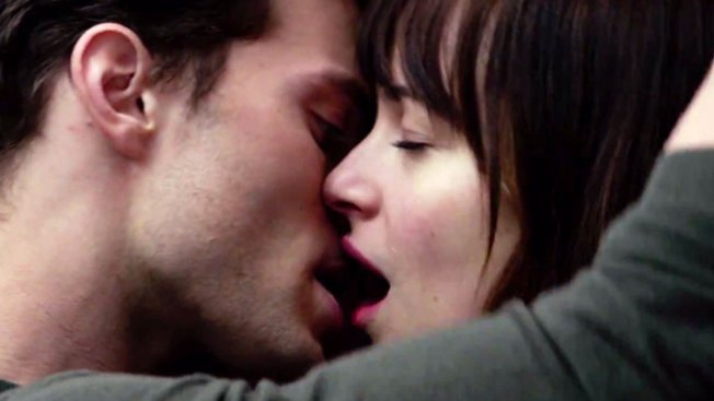"""Arden de deseo por ver """"Fifty Shades of Grey"""""""