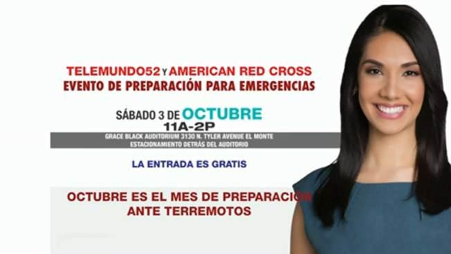 Foro gratis sobre preparación ante sismos