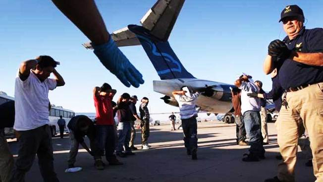 Campaña para desanimar inmigración ilegal