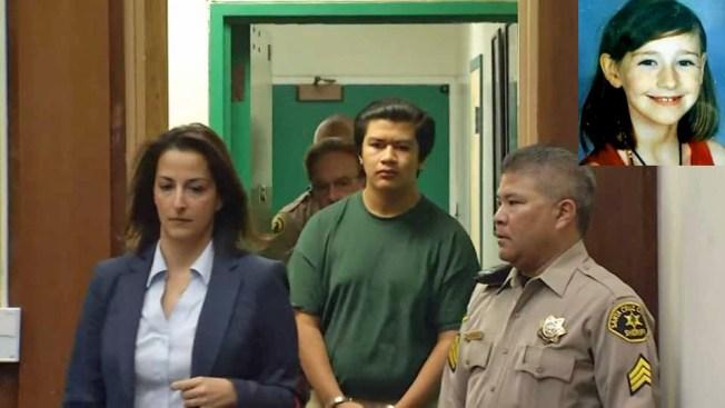 """Acusado de asesinar a """"Maddy"""" Middleton en corte"""