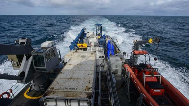 """Confirman hallazgo de restos del barco """"El Faro"""""""