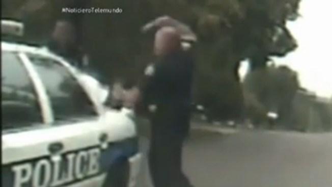 Hispano demanda a policías por brutal paliza