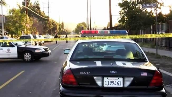 Investigan trágica balacera en Pacoima