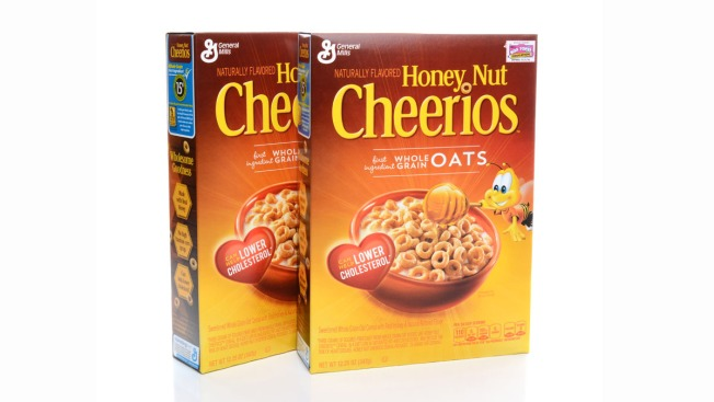 General Mills retira 1,8 millones de Cheerios