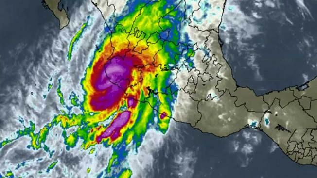 Gran preocupación por impacto de huracán Patricia