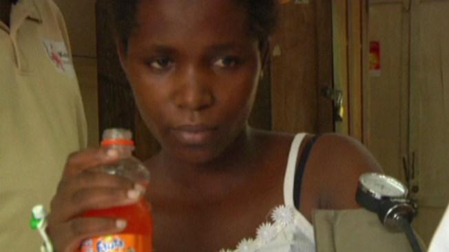 Kenia: estudiante sobrevive bebiendo loción