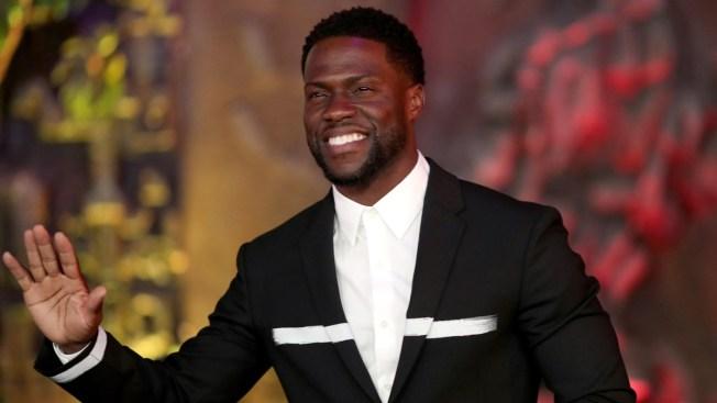 Hart dice que reconsidera volver como anfitrión de los Oscar
