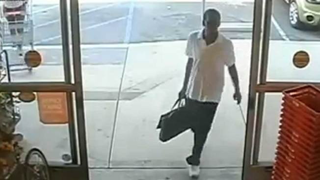 Buscan a ladrón captado en video