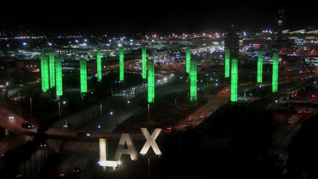 Entre los más concurridos el aeropuerto LAX