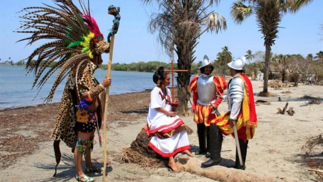 Cronista chontal analiza la Conquista de México