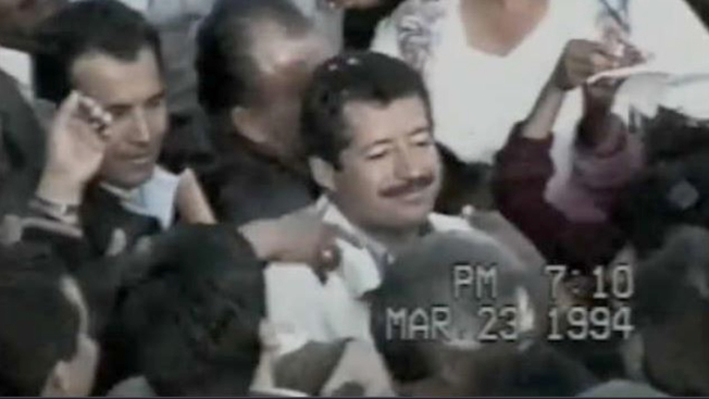 Colosio: desclasifican video del asesinato
