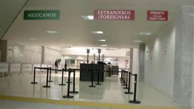 Verifican identidad de extranjeros que usan frontera de CA