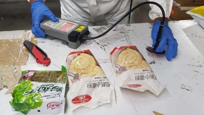 Decomisan droga de Colombia y de Hong Kong