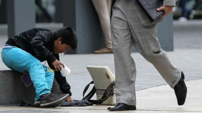 Pobreza lleva a trabajar a casi 2.5 millones de niños