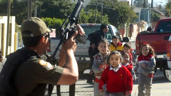 Dos mil menores mueren en lucha antinarco