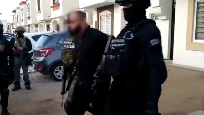 Capturan a líder de banda ligada al Cartel de Sinaloa