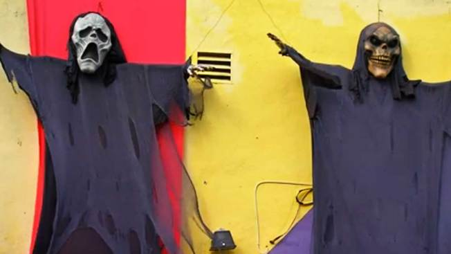 Amenaza de disturbios en noche de Halloween