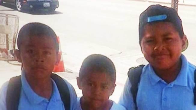 Comunidad llora muerte de tres niños