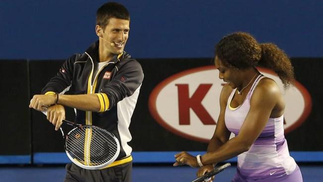 Novak y Serena, favoritos en el Abierto de EEUU