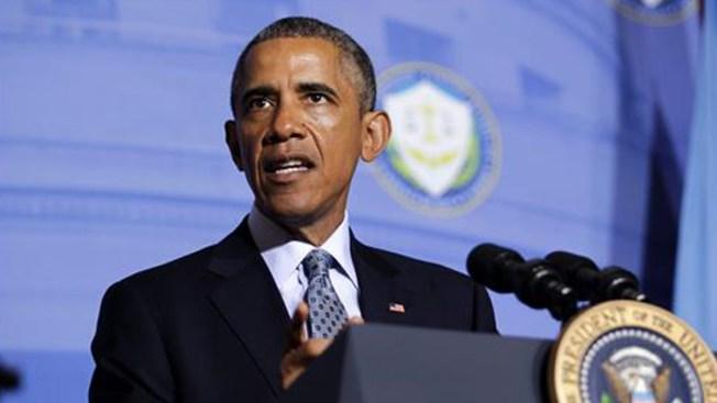 Obama habla  en Alaska sobre cambio climático