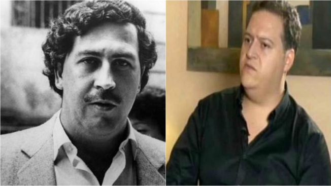 Narcotráfico puede eliminarse: hijo de Pablo Escobar