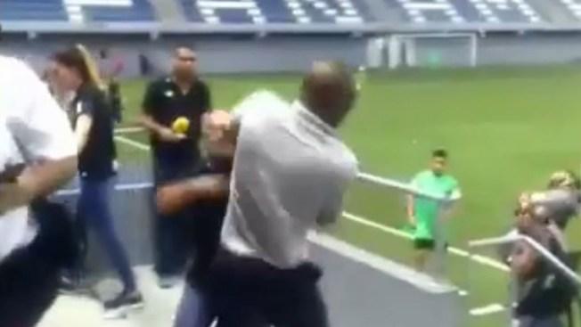 Técnico de Costa Rica renuncia tras pelea