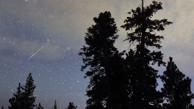 Lluvia de estrellas iluminarán los cielos de San Diego