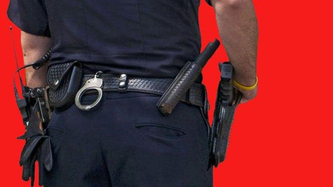 Buscan atrapar a quien disparó contra agentes