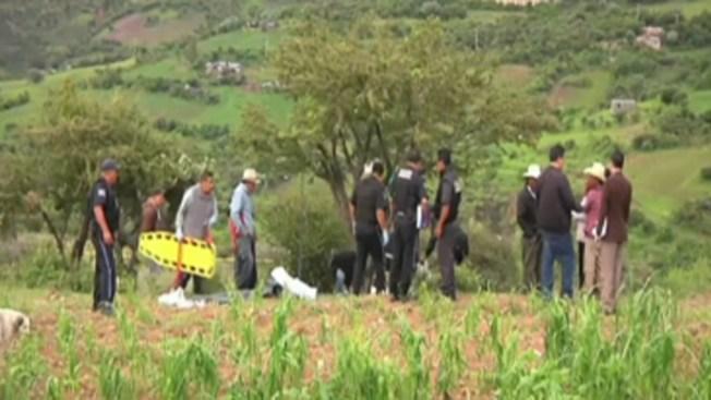 Un rayo mata a siete personas en México