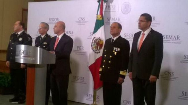 Capturan a cabecilla del Cártel Jalisco Nueva Generación