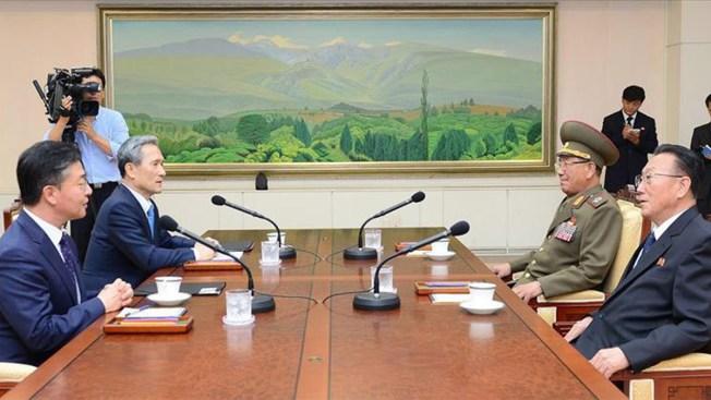 Las dos Coreas se reúnen para evitar conflicto