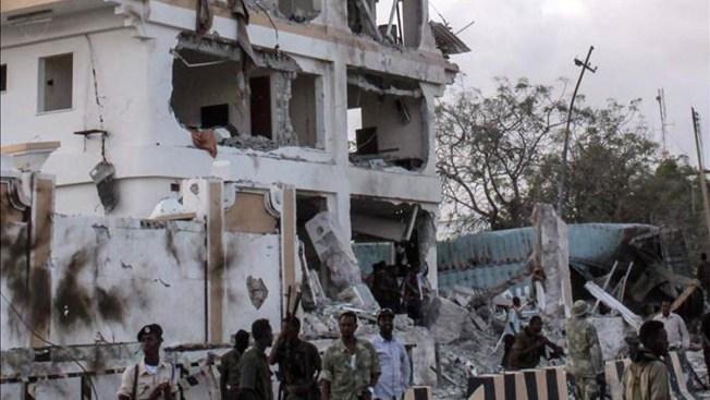 Atentado terrorista deja 13 muertos en Somalia