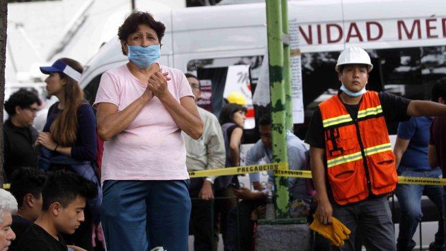 México se recupera tras devastador terremoto