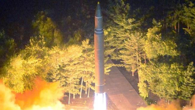 Un 'sospechoso' temblor estremece Corea del Norte